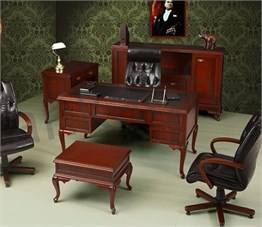 Lukens Executive Desk